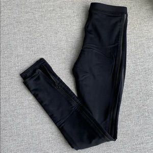 Guess legging with zippers